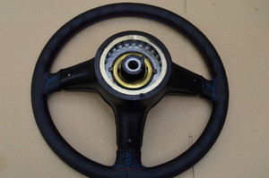 Leather Sport Steering Wheel MT1 BMW E30 E24 E34 E28 E32